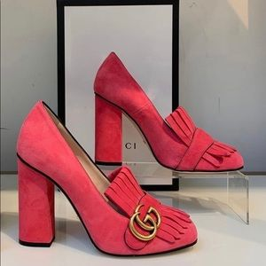 New in box Gucci Marmont Heels